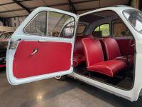 Fiat 500 D PORTES SUICIDE TOIT AMOVIBLE - <small></small> 17.900 € <small>TTC</small> - #9