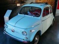 Fiat 500 D PORTES SUICIDE TOIT AMOVIBLE - <small></small> 17.900 € <small>TTC</small> - #12