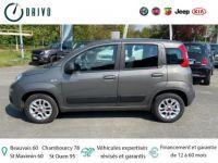 Fiat PANDA 1.2 8v 69ch Lounge - <small></small> 10.470 € <small>TTC</small> - #4