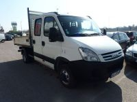 Iveco DAILY 35C12 DBLE CAB BENNE Occasion