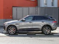 Jaguar F-Pace V6 3.0D 300ch S 4x4 BVA8 - <small></small> 51.950 € <small>TTC</small> - #54