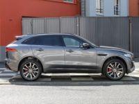 Jaguar F-Pace V6 3.0D 300ch S 4x4 BVA8 - <small></small> 51.950 € <small>TTC</small> - #56