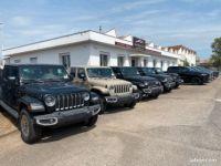Jeep Wrangler GLADIATOR 2021 Overland 3.0L V6 Turbo Diesel bva 8 cuir 76 200 ttc - <small></small> 76.200 € <small>TTC</small> - #10