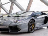 Lamborghini Aventador spider pot akrapovic Occasion