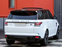 Land Rover Range Rover Sport II 5.0 V8 Supercharged 550 SVR Mark IV - <small></small> 66.950 € <small>TTC</small> - #4