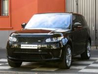 Land Rover Range Rover Sport II 5.0 V8 Supercharged 550ch SVR Mark V - <small></small> 69.950 € <small>TTC</small> - #1