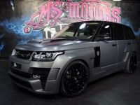 Land Rover Range Rover SUPERCHARGED V8 HAMANN Occasion
