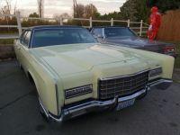 Lincoln Continental 1972 Occasion
