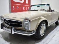 Mercedes 280 SL Pagode + Hard Top - <small></small> 85.900 € <small>TTC</small> - #13