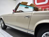 Mercedes 280 SL Pagode + Hard Top - <small></small> 85.900 € <small>TTC</small> - #15