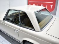 Mercedes 280 SL Pagode + Hard Top - <small></small> 85.900 € <small>TTC</small> - #26