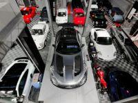 Mercedes AMG GT AMG GT BLACK SERIES V8 730 Ch Eco Taxe Payée - Immat France - EN STOCK - <small></small> 460.000 € <small>TTC</small> - #9