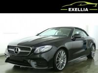 Mercedes Classe E 400 CABRIOLET 4 MATIC FASCINATION  Occasion