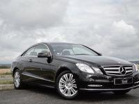 Mercedes Classe E E200 CGI COUPE BLUEEFFICIENCY Occasion