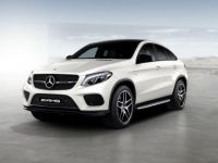 Mercedes GLE Classe  coupe 43 AMG 4Matic 2018 - <small></small> 87.520 € <small>TTC</small> - #3