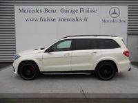 Mercedes GLS 63 AMG 585ch 4Matic 7G-Tronic Speedshift Plus Euro6d-T - <small></small> 98.900 € <small>TTC</small> - #3