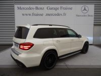 Mercedes GLS 63 AMG 585ch 4Matic 7G-Tronic Speedshift Plus Euro6d-T - <small></small> 98.900 € <small>TTC</small> - #4