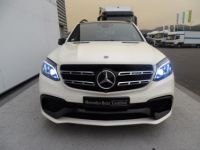 Mercedes GLS 63 AMG 585ch 4Matic 7G-Tronic Speedshift Plus Euro6d-T - <small></small> 98.900 € <small>TTC</small> - #7