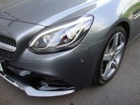 Mercedes SLC 180 i, AMG, slechts 6.000 km, leder, navi, airscarf - <small></small> 33.900 € <small>TTC</small> - #17