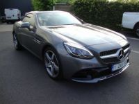 Mercedes SLC 180 i, AMG, slechts 6.000 km, leder, navi, airscarf - <small></small> 33.900 € <small>TTC</small> - #22
