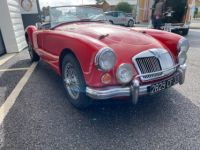MG MGA A Roadster - <small></small> 24.900 € <small>TTC</small> - #4