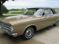 Plymouth Satellite 1965 Occasion