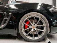 Porsche 718 Spyder PORSCHE 718 BOXSTER SPYDER 4.0 - <small></small> 114.900 € <small>TTC</small> - #15