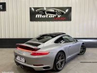 Porsche 911 991 4 S PHASE 2 3.0 420 CV CARNET COMPLET - <small></small> 119.990 € <small>TTC</small> - #4