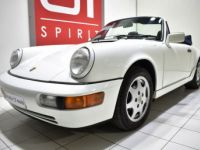 Porsche 964 Carrera 4 Cabriolet - <small></small> 54.900 € <small>TTC</small> - #13