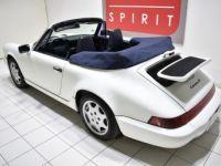 Porsche 964 Carrera 4 Cabriolet - <small></small> 54.900 € <small>TTC</small> - #16