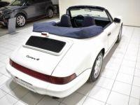 Porsche 964 Carrera 4 Cabriolet - <small></small> 54.900 € <small>TTC</small> - #20