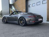 Porsche 991 speedster - <small></small> 390.000 € <small>TTC</small> - #8