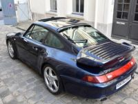 Porsche 993 993 Turbo X50 exclusive - <small></small> 130.000 € <small>TTC</small> - #7