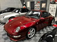Porsche 993 PORSCHE 993 CARRERA 4S X51 3.8 300 CH - <small></small> 112.000 € <small>TTC</small> - #1