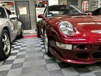 Porsche 993 PORSCHE 993 CARRERA 4S X51 3.8 300 CH - <small></small> 112.000 € <small>TTC</small> - #5
