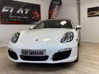 Porsche Boxster S 981 315 CV - <small></small> 57.900 € <small>TTC</small> - #4