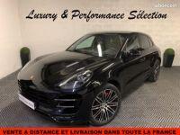 Porsche Macan TURBO PERFORMANCE 440ch PACK CARBONE & ALCANTARA FR - <small></small> 72.990 € <small>TTC</small> - #1