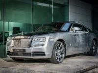 Rolls Royce Wraith Technical Black  Occasion