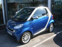 Smart Fortwo  CABRIOLET PASSION 71 CH  Occasion