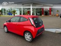 Toyota Aygo 1.0 VVT-i 69ch x-red 3p - <small></small> 8.290 € <small>TTC</small> - #2