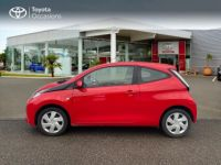 Toyota Aygo 1.0 VVT-i 69ch x-red 3p - <small></small> 8.290 € <small>TTC</small> - #3