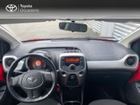 Toyota Aygo 1.0 VVT-i 69ch x-red 3p - <small></small> 8.290 € <small>TTC</small> - #8