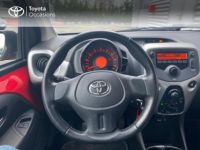 Toyota Aygo 1.0 VVT-i 69ch x-red 3p - <small></small> 8.290 € <small>TTC</small> - #9