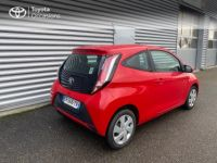 Toyota Aygo 1.0 VVT-i 69ch x-red 3p - <small></small> 8.290 € <small>TTC</small> - #18