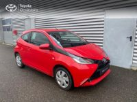 Toyota Aygo 1.0 VVT-i 69ch x-red 3p - <small></small> 8.290 € <small>TTC</small> - #19