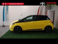 Toyota Yaris 100h Collection Jaune 5p - <small></small> 17.990 € <small>TTC</small> - #3