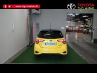 Toyota Yaris 100h Collection Jaune 5p - <small></small> 17.990 € <small>TTC</small> - #4