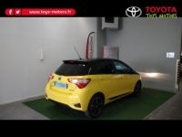 Toyota Yaris 100h Collection Jaune 5p - <small></small> 17.990 € <small>TTC</small> - #5