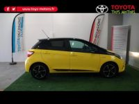 Toyota Yaris 100h Collection Jaune 5p - <small></small> 17.990 € <small>TTC</small> - #6