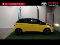 Toyota Yaris 100h Collection Jaune 5p - <small></small> 16.390 € <small>TTC</small> - #6